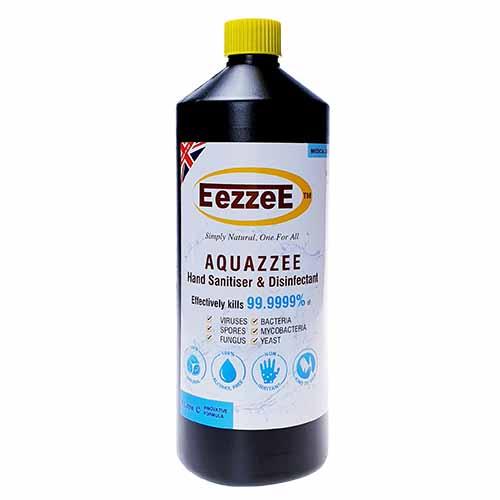 100% natural Hand sanitiser bottle 1 litre