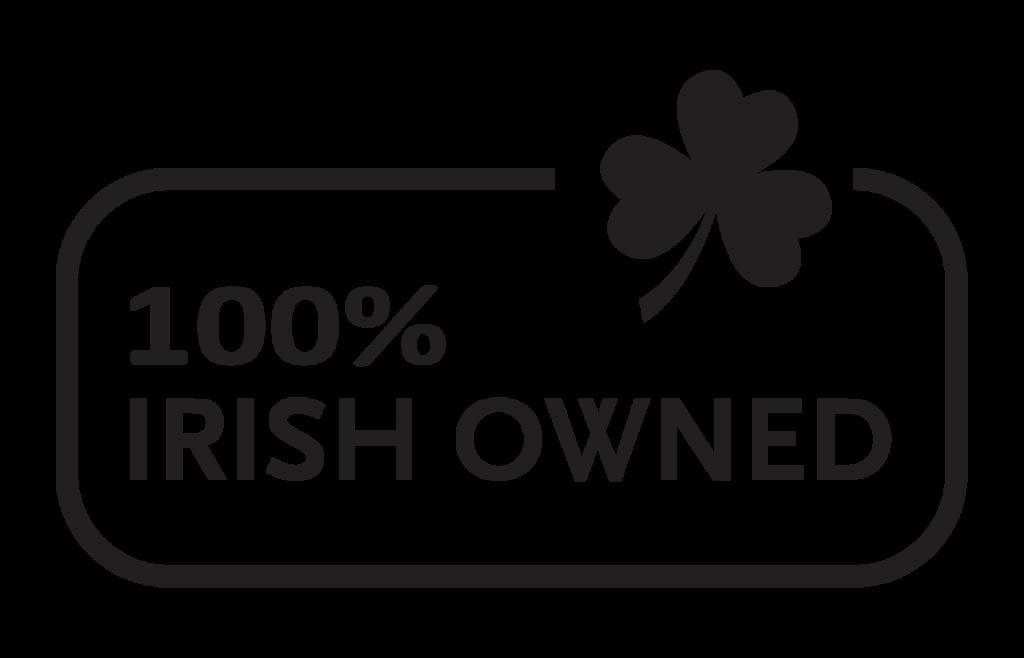 100% Irish Owned
