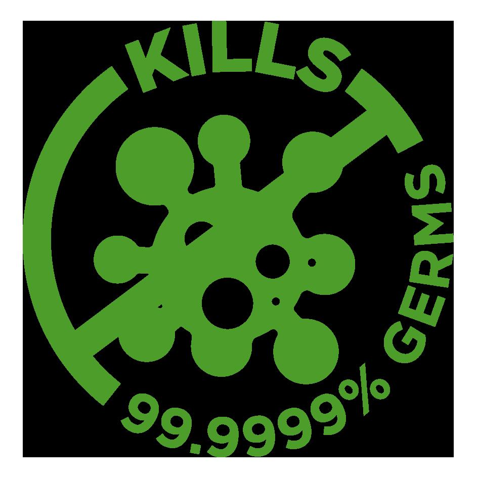 Kills 99.99