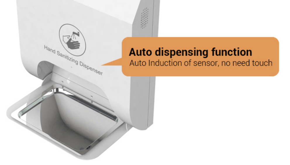 Auto dispensing function